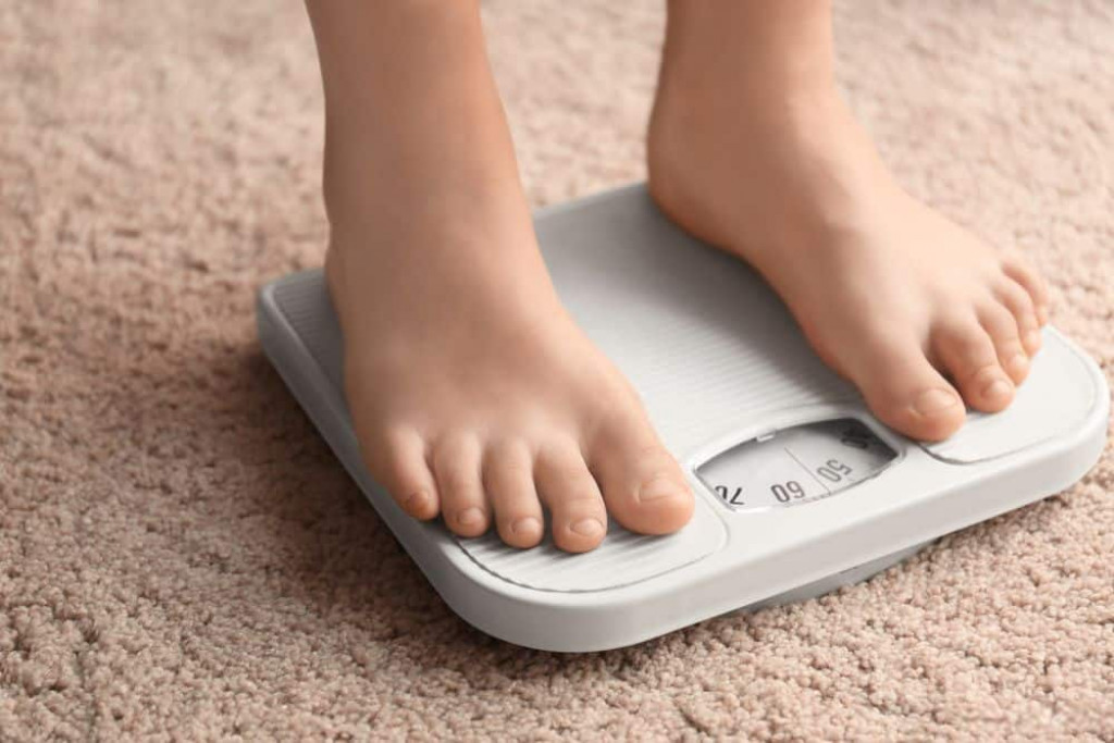 كيف يتحدد الوزن بعد عملية التكميم