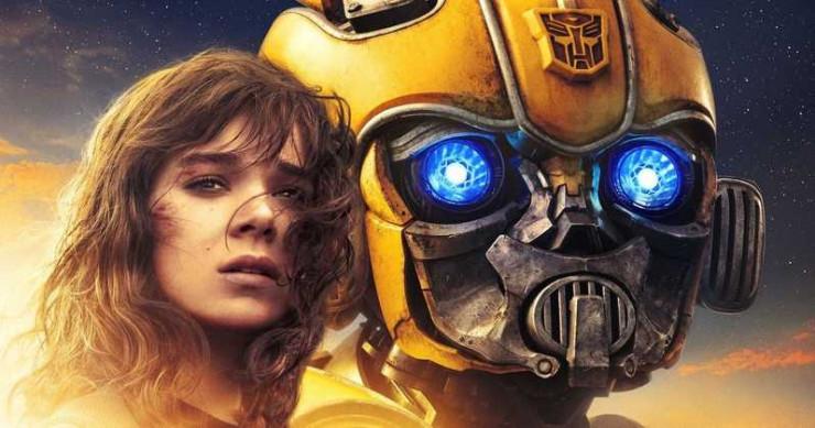 فيلم bumblebee  واشياء أخرى عن الفضائيون