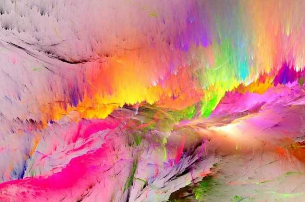رُوحي وألوان الهولي:rainbow: