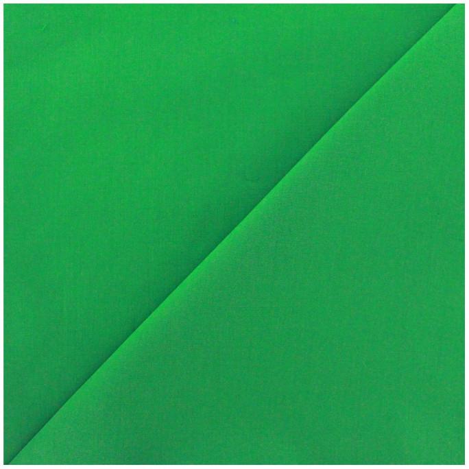 إشتريت قماشا أخضر إسمه popline vert gazon