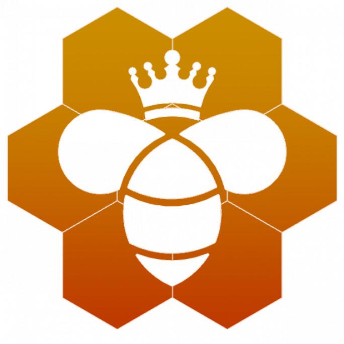 صممت لوجو لشركة بيع العسل