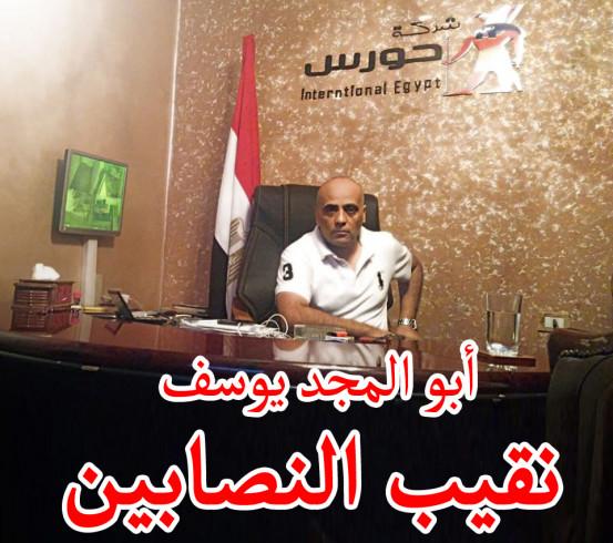 أبوالمجد يوسف | نقيب النصابين والمحتالين