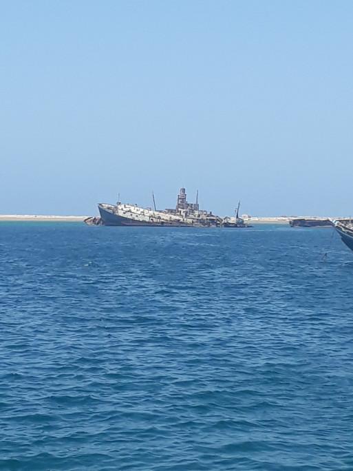 البحر 2 - في الميناء
