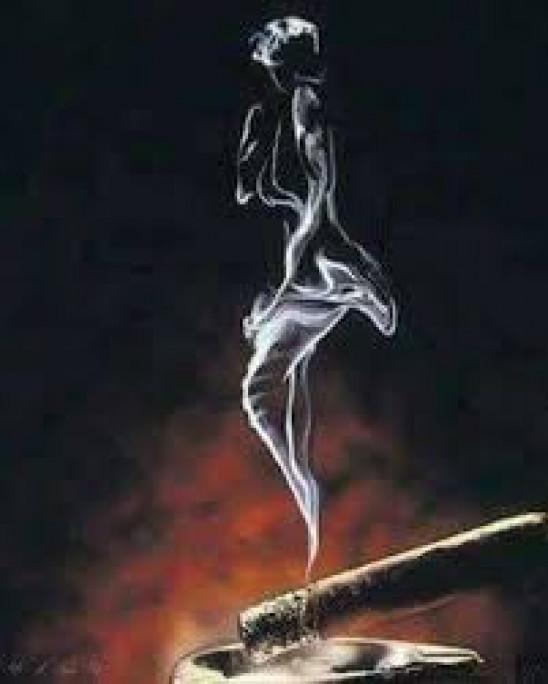خيط دخان