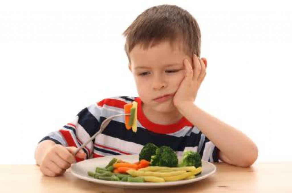 اسباب نقص الشهية عند الأطفال