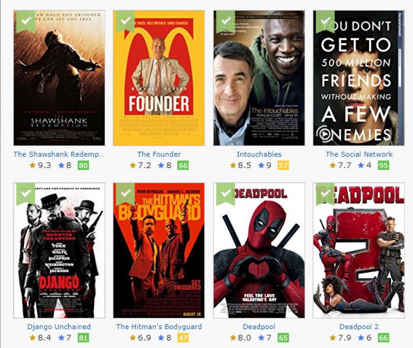 3 أفلام .. 3 انطباعات