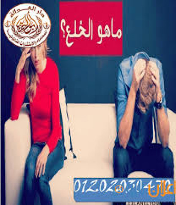 تكلفه قضيه الخلع مع المستشار:(كريم ابو اليزيد)01202030470