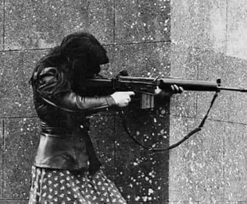 لا تخشى الإرتباط بإمرأة قوية فقد تكون هي جيشك الوحيد