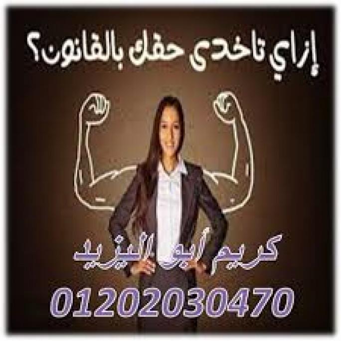 محامي اسرة بالمهندسين(كريم ابو اليزيد)01202030470