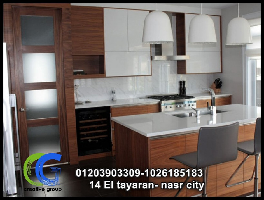 اسعار مطابخ اكليريك – كرياتف جروب - 01026185183