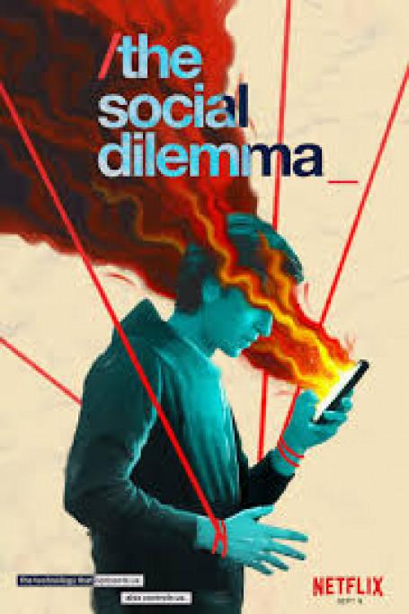 أشاهد the social dilemma...