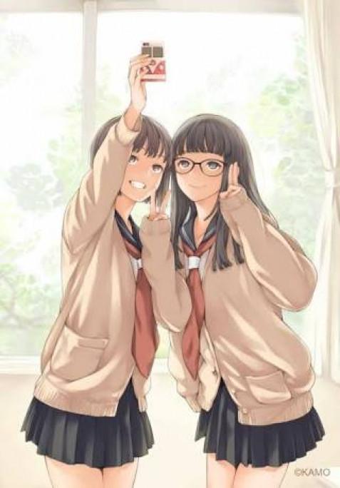 يوم مع صديقتي
