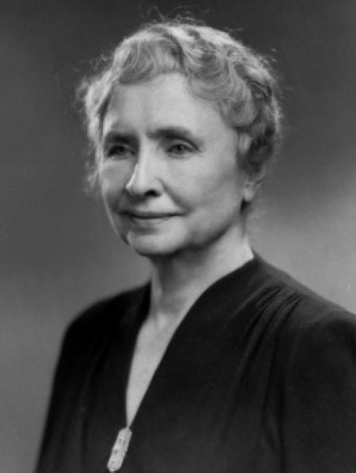 Lyrics of Helen Keller